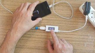 #16. Обзор тестера аккумуляторов и измерение емкости батареи телефона
