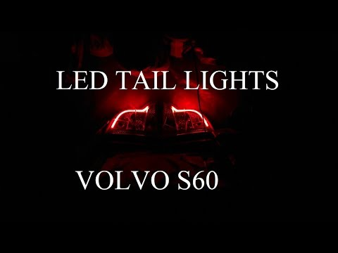volvo-s60-tail-led-lights-tutorial