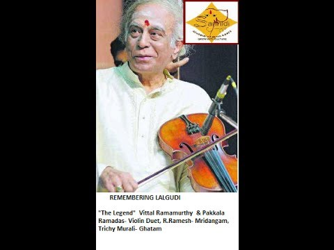 Parivadini Live- Sannidi Academy of Music and Arts Day4 Remembering Lalgudi