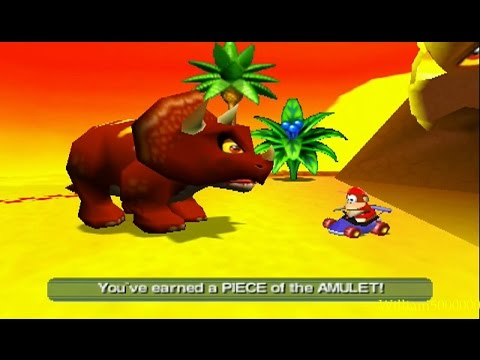 Diddy Kong Racing - Diddy Kong Playthrough/Longplay