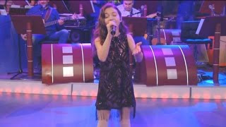 Krisia Todorova ES EN subs Eternal Flame 2016-02-12 Bangles 1988