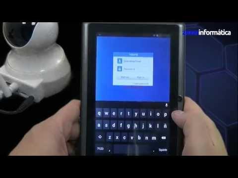 Full Review Cámara IP tenvis TH661 configuracion tutorial instalacion con app android