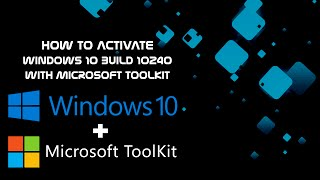 Download how to activate windows 10 pro build 10240 videos dcyoutube how to activate windows 10 rtm build 10240 permanently ccuart