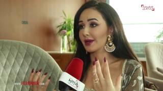 فبراير تيفي | الإعلامية المغربية وئام الدحماني : ندمت على مشاهد الجنس الجريئة !