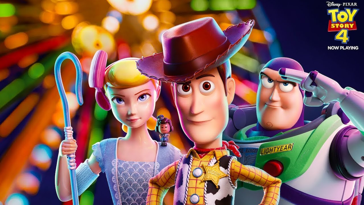 Toy Story 4 | Now Playing