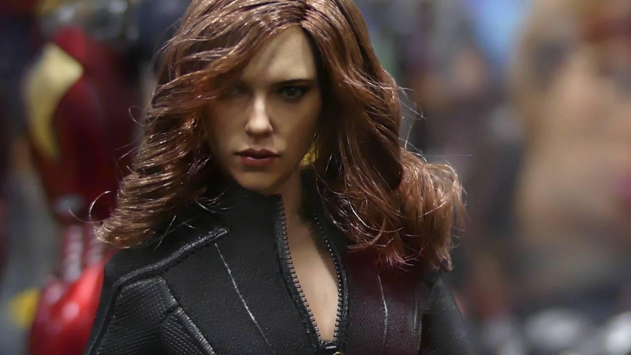 Hot Toys Marvel Sdcc 2016 Display Captain America Civil War, Daredevil -9629