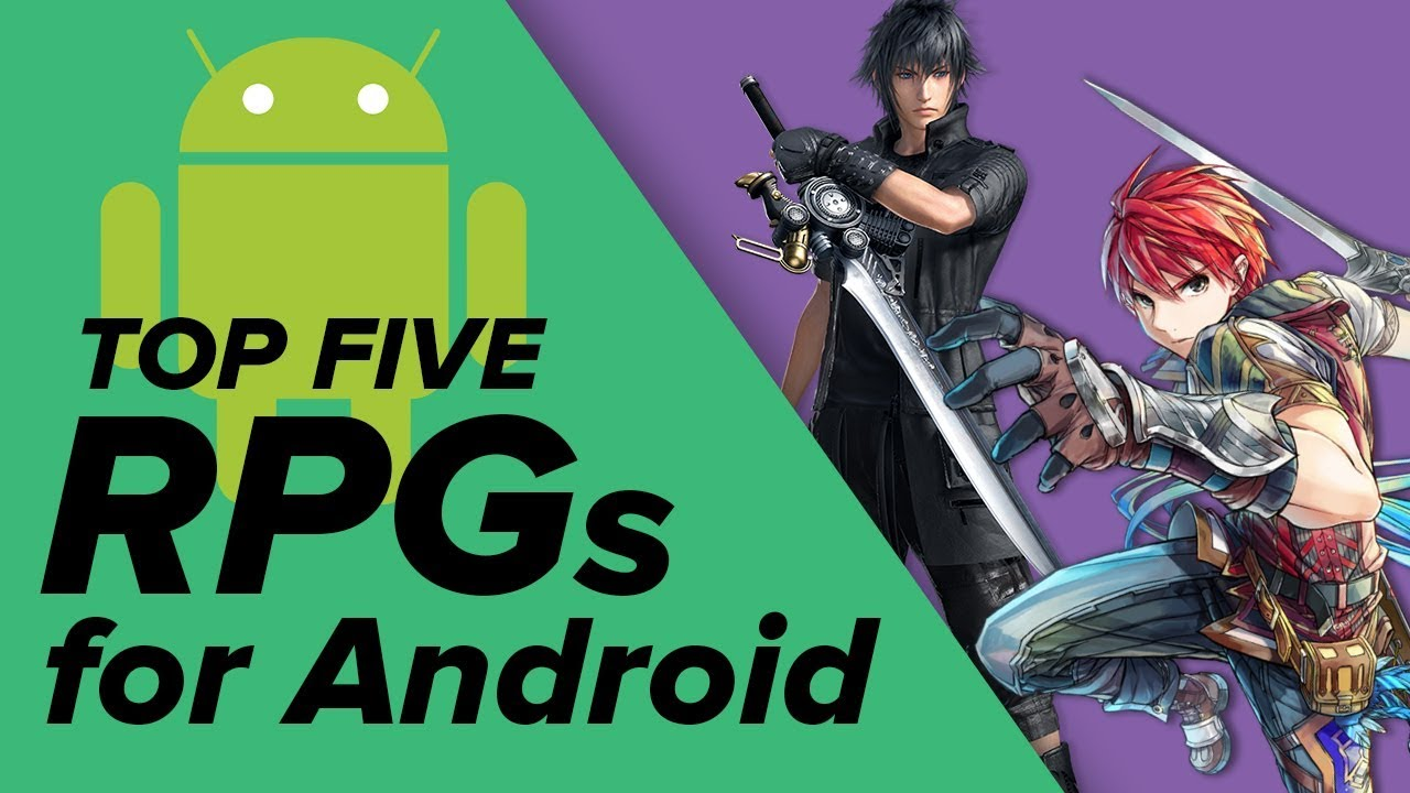 The Best RPGs for Android – April 2019