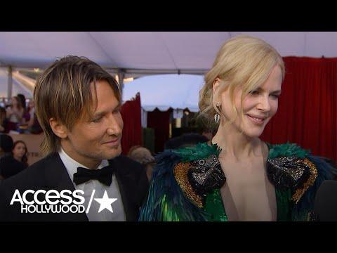SAG Awards 2017: Nicole Kidman On Her Strong...