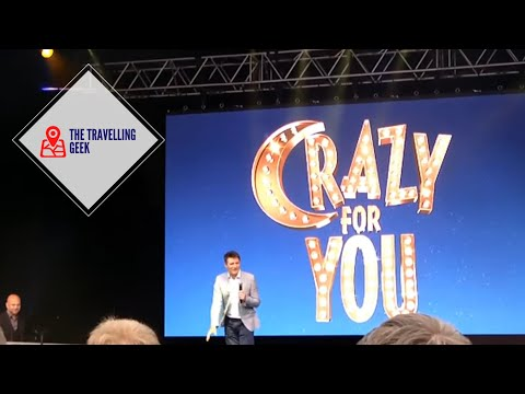 Tom Chambers performs @ West End Live 2016