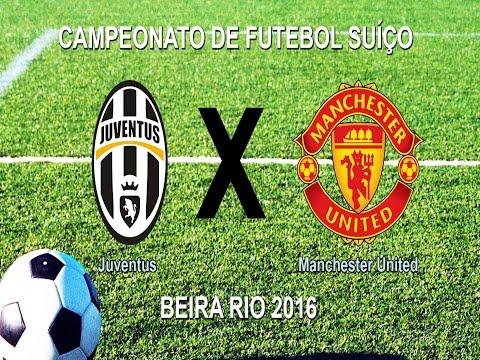 Camp Beira Rio 6ª RODADA JUVENTUS 1 x 2 MANCHESTER UNITED