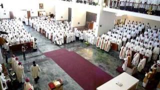 2 Kirie MISA CHORALIS. Schola Cantorum, Seminario de Guadalajara 2010