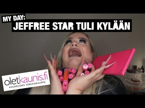 MY DAY: JEFFREE STAR TULI KYLÄÄN | Henry Harjusola