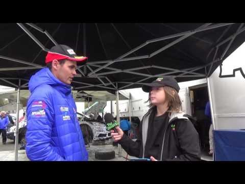 Osian Pryce interview BRC