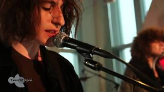 Temples Shelter Song Sessie Op Motel Mozaique 2014