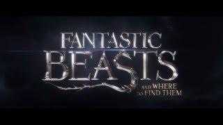 Фантастические твари и где они обитают (2016) Второй трейлер HD