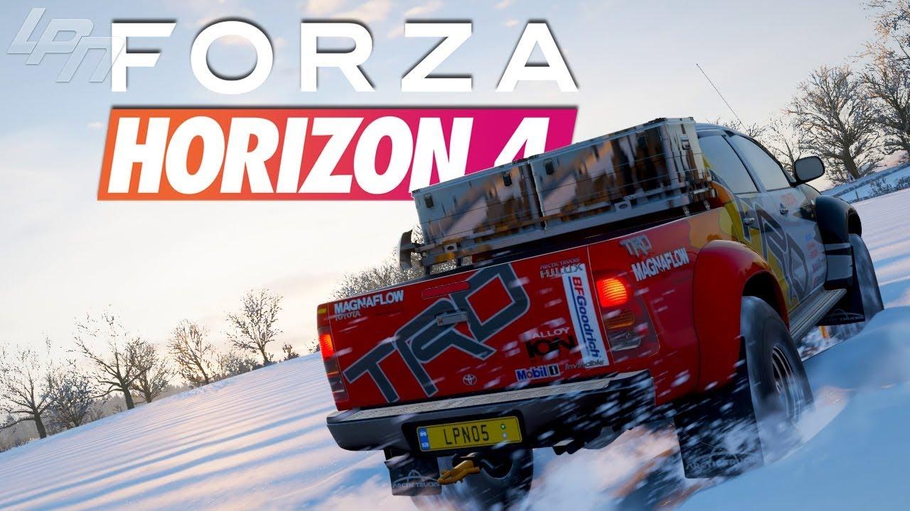 FORZA HORIZON 4 Part 83 - Arktische Temperaturen! | Lets Play