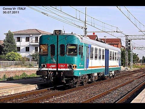 Flash Di Ferrovia A UDINE Nel 2005