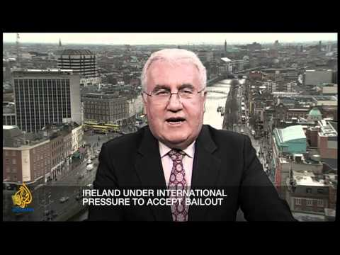 Inside Story - Bailing out Ireland