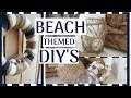 Beach/Nautical Themed DIY's | Budget Friendly