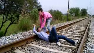 Live Horrible Train Accident Video In Chandigarh