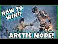 ARCTIC MODE HOW TO WIN! TIPS! | PUBG MOBILE