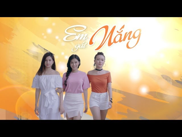 Em Gái Mưa 2018 - Em Gái Nắng Official MV | Hoàng Yến Chibi