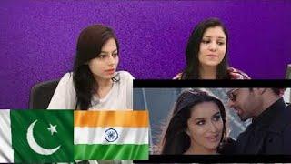 Saaho Enni Soni Song Prabhas Shraddha PAKISTAN REACTION