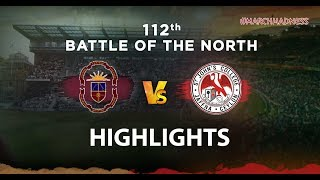 Highlights - 112th Battle of the North - Jaffna Central College vs St  John