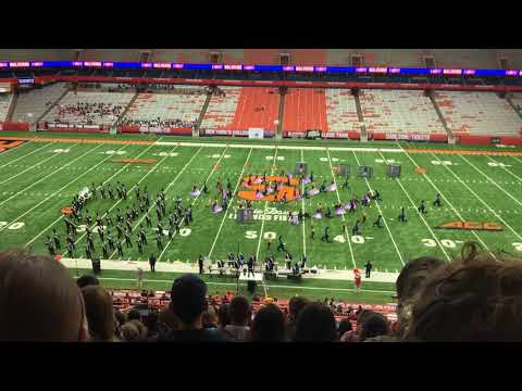 Pride of Malverne Marching Band - NYSFBC Finals 2017
