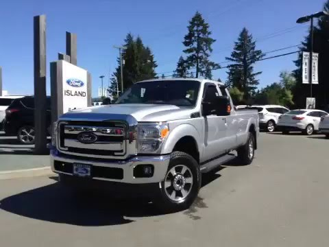 2016 Ford Super Duty F 250 Lariat Supercab 4x4 Srw Review Island