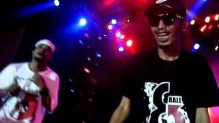 8 Ball Sleepless In Mind Feat. Robe - Eaaa di PRJ 26-Juni-2012 #OneDayHipHop2 #PRJ by: @Asngari