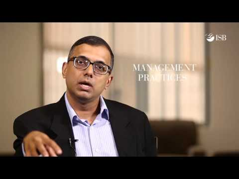 ISB's Family Business Management Programme (MFAB)