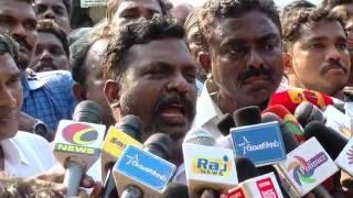 Ramkumar Latest News - Ramkumar's dad broken
