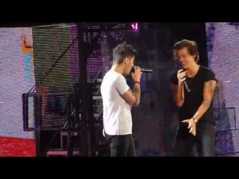 One Direction - I Would HD 16/10/13 Melbourne