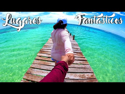 1 viaje FUERA de serie 🤩 | Conocimos lugares WOW 🔥 (VLOGS DIARIOS) Cancun, Bacalar, Mahahual 2020