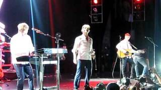 """a-ha """"Take on Me"""" live at Nokia Theater NYC 2010"""