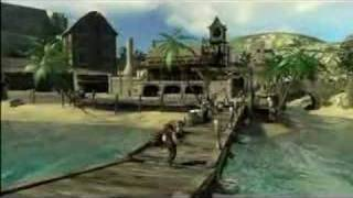 Pirates of the Caribbean: At World's End videogame trailer