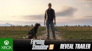 Farming Simulator 19 - Reveal Trailer