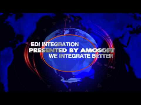 ERP EDI Integration by Amosoft ERP EDI SAP EDI ORACLE EDI