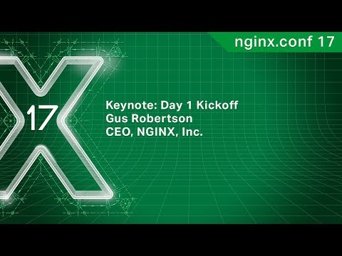 Speeding Innovation: How NGINX Helps You Deliver Change, Faster and Better