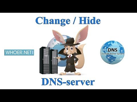 How to hide your DNS?
