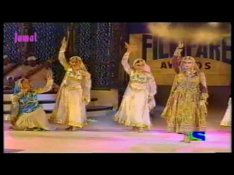 Rekha's Live Performance At The 43rd Filmfare Awards '97 - Last Part