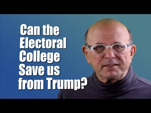 Can the Electoral College Save Us from Trump?