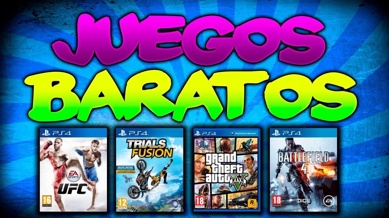 Juegos Baratos De Ps3 Y Ps4 Juegosdigital Com Galgo96esp Youtube