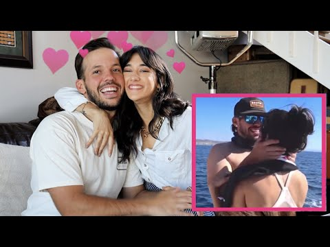 REACTING TO OUR CUTEST MOMENTS!!