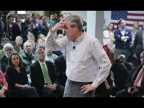 Jeb Bush: Failure Pile In A Sadness Bowl