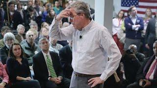 Jeb Bush: Failure Pile In A Sadness Bowl
