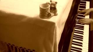 石井杏奈さんの『がんばるけん』をピアノで弾いてみました。 曲名:がん...