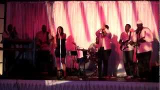 Monica Saldivar LIVE w/ Inspiration Band - Rolling In The Deep (Adele)