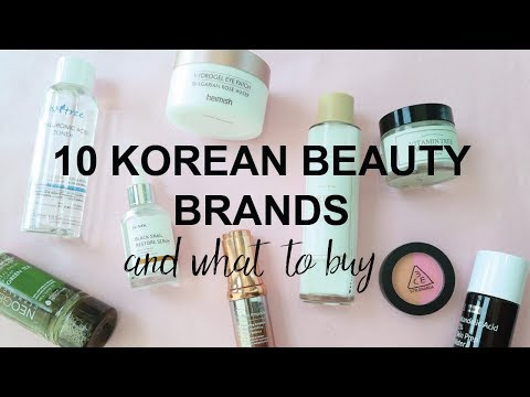 10 Korean Skincare Brands And What To Buy From YesStyle